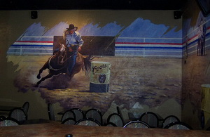 Cowgirls Saloon